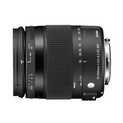 18-200mm F3.5-6.3 DC